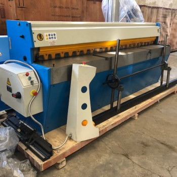 Guillotine 2500mm x 3.2 Front